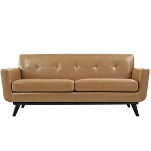 Order Saginaw  Loveseat by Corrigan Studio Reviews (2019) & Buyer's Guide