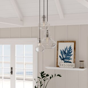 Westbrooks 3-Light Cluster Pendant by Gracie Oaks