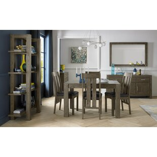 Caserta Extendable Dining Set With 4 Chairs By Ebern Designs