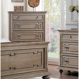 Alstrom 5 Drawer Chest by World Menagerie