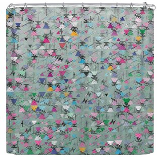 Angelo Cerantola Parklife 80 Single Shower Curtain