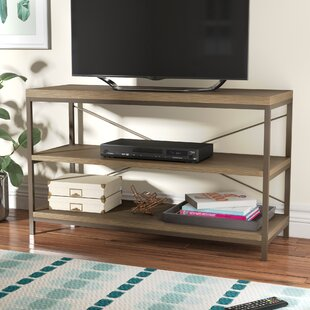 Affordable Helene TV Stand for TVs up to 55 ByMercury Row