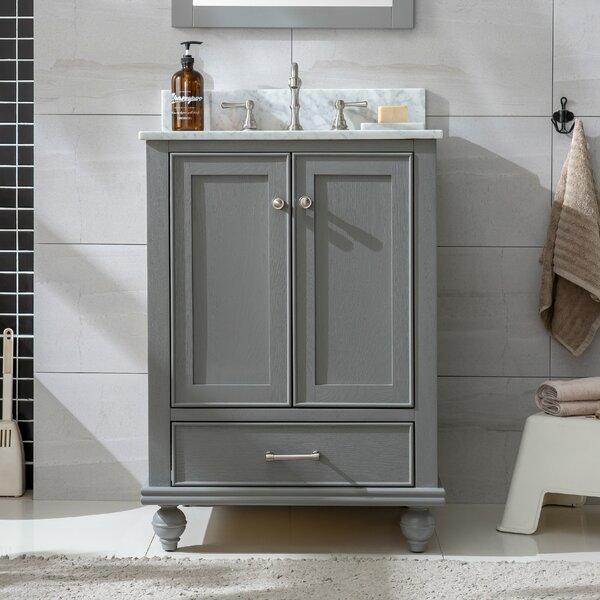 Three Posts Belton 24 Single Bathroom Vanity Set Reviews Wayfair