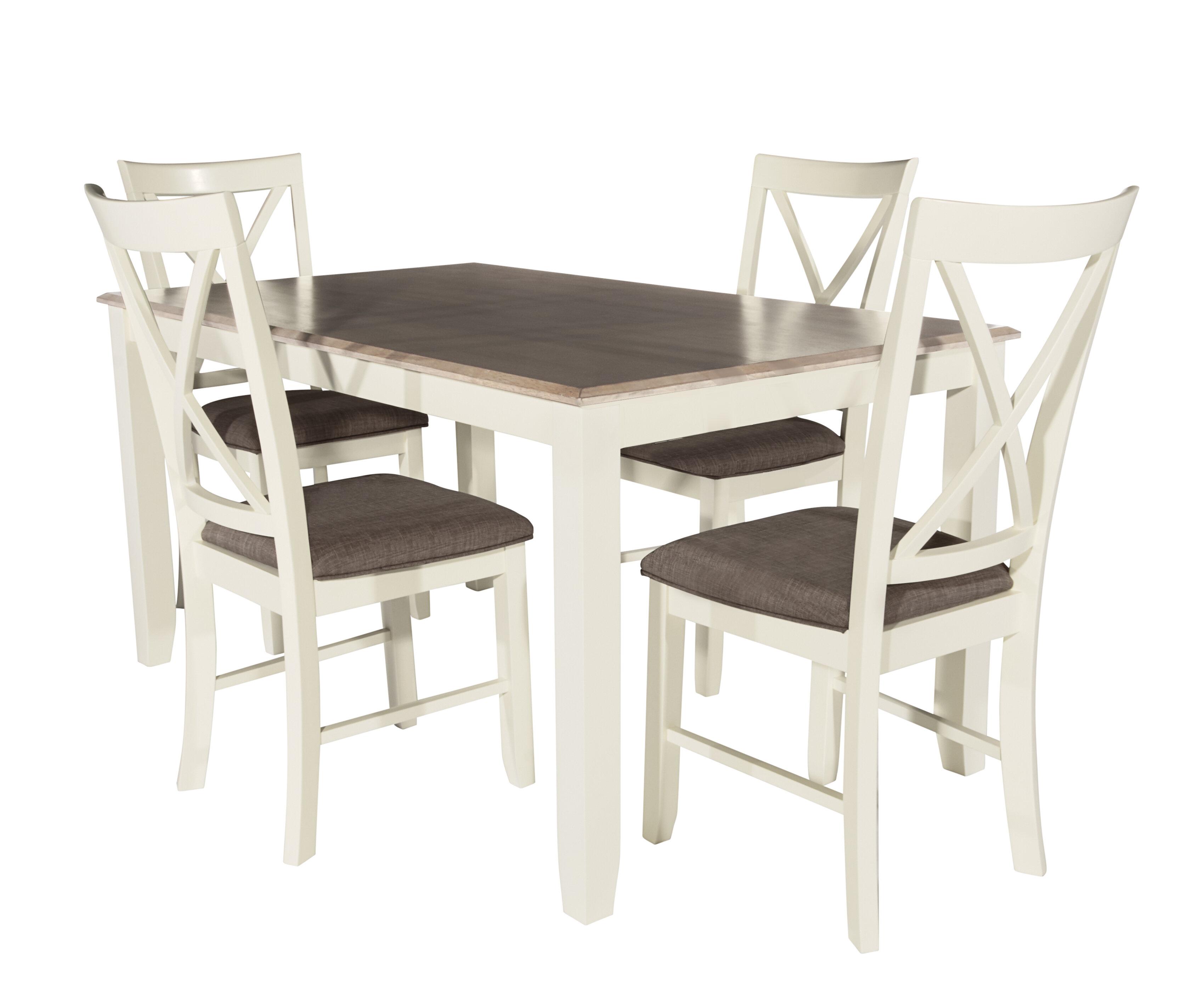 Superieur Amaury 5 Piece Dining Set