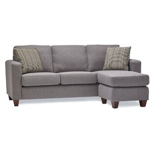 Wrought Studio Brothers Sectional with Ot..