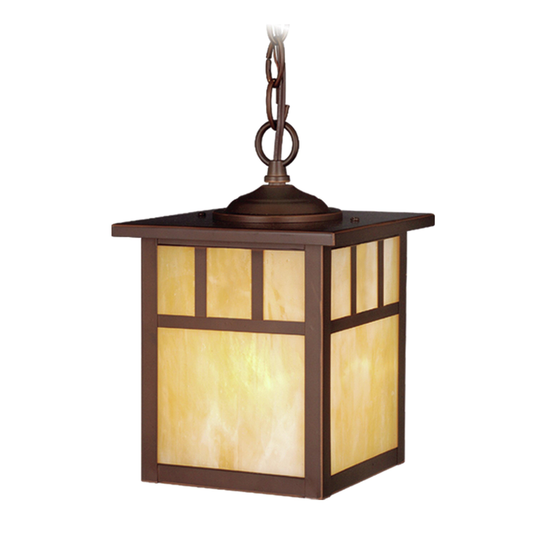 Joelle 1 Bulb Outdoor Hanging Lantern Reviews Joss Main
