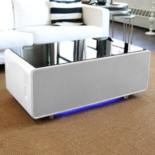 Smart Coffee Table with Storage Sobro