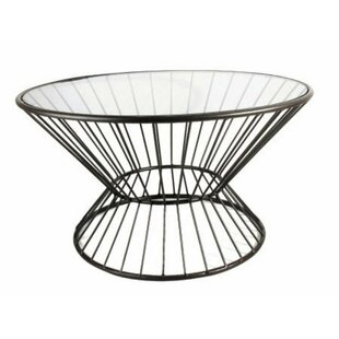 Wire Framed Coffee Table by Fashion N You..