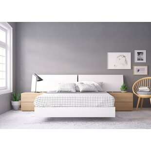 Norah Platform 4 Piece Bedroom Set