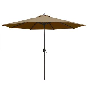 Blue Wave Products 9' Market Umbrella