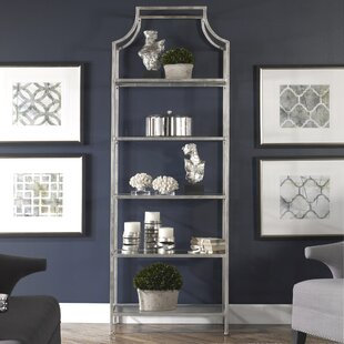 Aurelie Etagere Bookcase by Uttermost