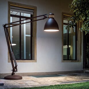 The Great 165 Arched Floor Lamp By Leucos