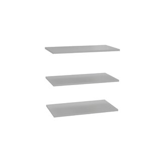 Heriberto 57.7cm Shelf Set (Set Of 2) By 17 Stories