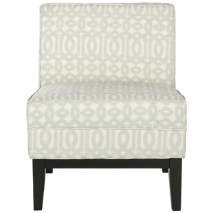 Falkner Slipper Chair by Highland Dunes