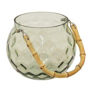 Bay Isle Home Glass Lantern