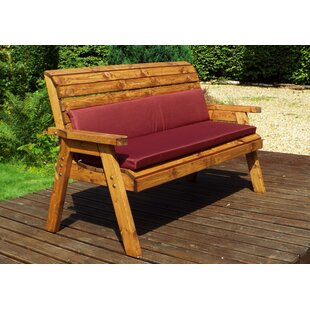 Fugate Wooden Bench By Union Rustic