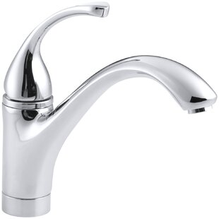 Kohler Forté Single-Hole Kitchen Sink Faucet with 9-1/16
