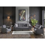 Dayanaira 3 Piece Sleeper Living Room Set by Latitude Run®