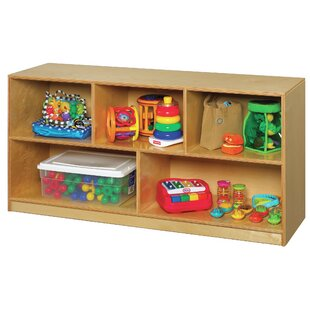 Look for 5 Compartment Cubby with Casters ByChildcraft