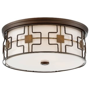 Ivy Bronx Melgar 5-Light Flush Mount