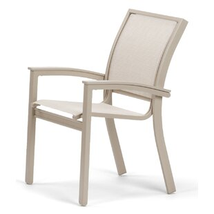 Bazza Stacking Patio Dining Chair