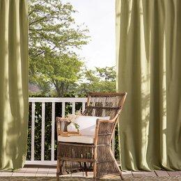 Outdoor Window Treatments