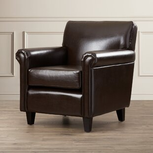 Horsham Club Chair by Three Posts Great Reviews