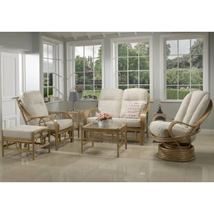 Julianna 6 Piece Conservatory Sofa Set By Beachcrest Home