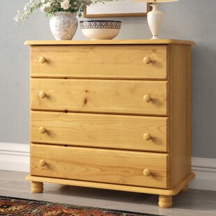 Agade 4 Drawer Chest By Natur Pur