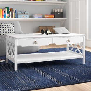 Adam Coffee Table with Storage by Grovelane Teen