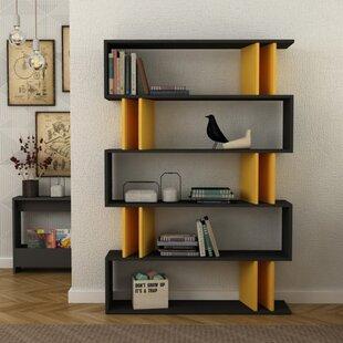 Ezra Modern Standard Bookcase Brayden Studio