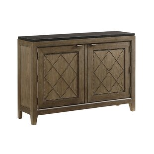 Cypress Point 2 Door Accent Cabinet
