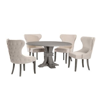 Zinnia 5 Piece Dining Set