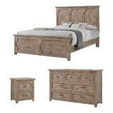 Tyne Standard Configurable Bedroom Set by Three Posts