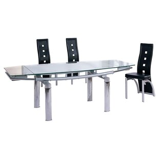 Extendable Dining Table by Hokku Designs New