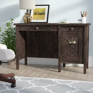 Sebastien Executive Desk by Laurel Foundry Modern Farmhouse Today Only Sale