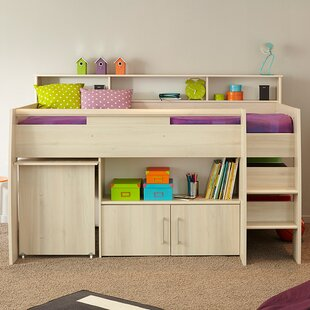 Best Hurt Midsleeper Twin Mate Bed by Parisot Reviews (2019) & Buyer's Guide