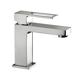 WS Bath Collections Effe Bathroom Faucet Lever