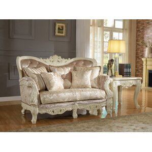 Burnham Loveseat by Astoria Grand