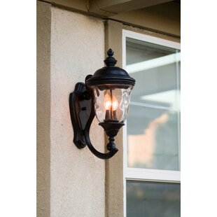 Compare & Buy Islington 2-Light Outdoor Sconce By Astoria Grand