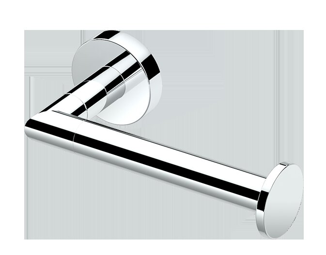 Toilet Paper Holder : Gatco glam wall mounted toilet paper holder reviews wayfair