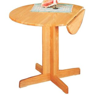August Grove Hornick Drop Leaf Dining Table