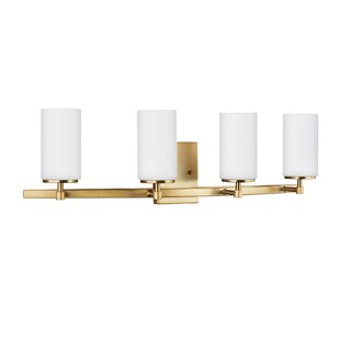 Wade Logan Haworth 9W 4-Light Vanity Light