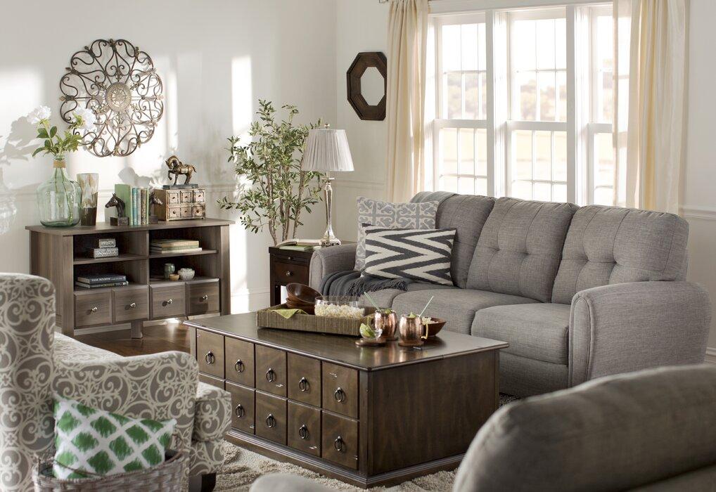 traditional living room design photowayfair