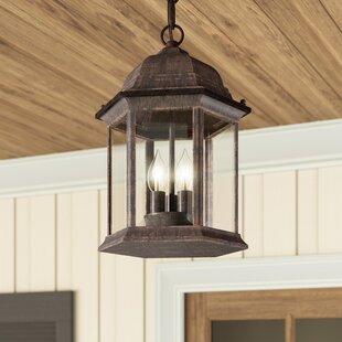 Three Posts Herrick 3-Light Hanging Lantern