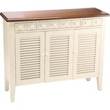3 Door Accent Cabinet by AA Importing