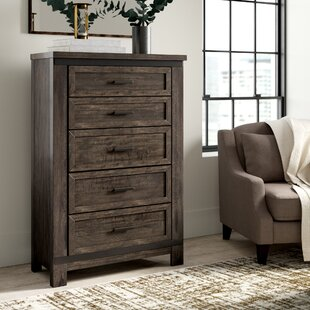 Sallie 5 Drawer Chest