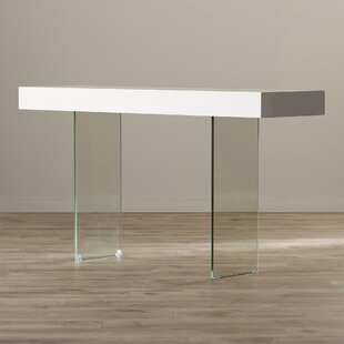 Compare prices Mcduffy Console Table By Mercury Row