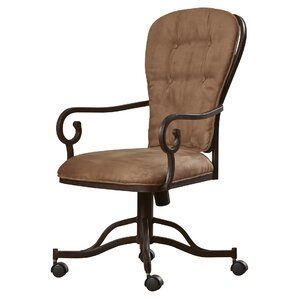 Cafferata Arm Chair by Fleur De Lis Living