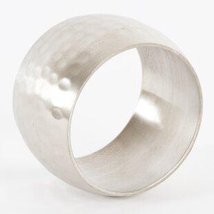 Round Shape Napkin Rings Set Of 4